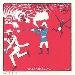 How i killed the tiger #tigercharging
