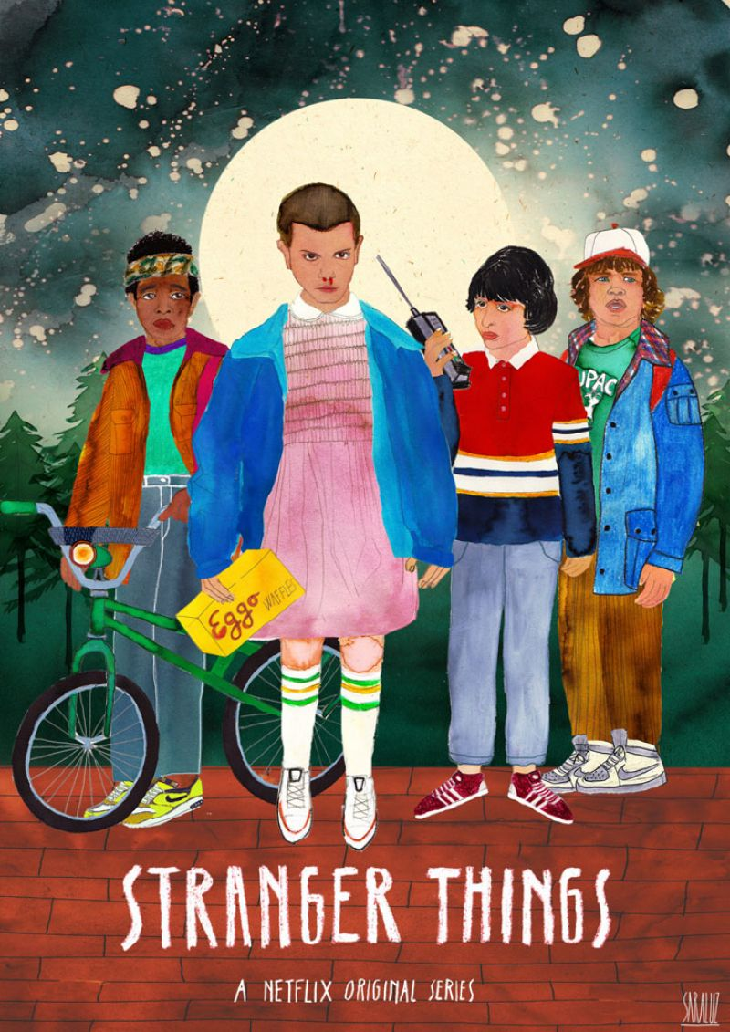 Stranger things #m